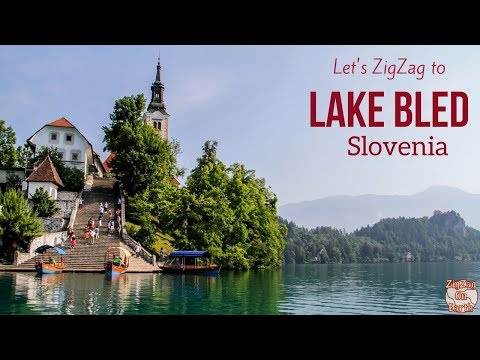 Things to do in Lake Bled Slovenia video