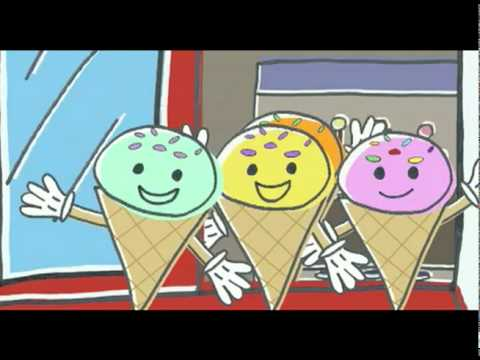 Ice Cream Paint Jobdv