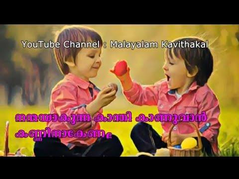 Nanmayakunna Kanthi Kanuvan a prayer song by shreya with lyrics   നന്മയാകുന്ന കാന്തി കാണുവാൻ