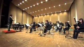 作曲・指揮:平泉奏 演奏:大館ウィンドアンサンブル(初演)(2015.11....