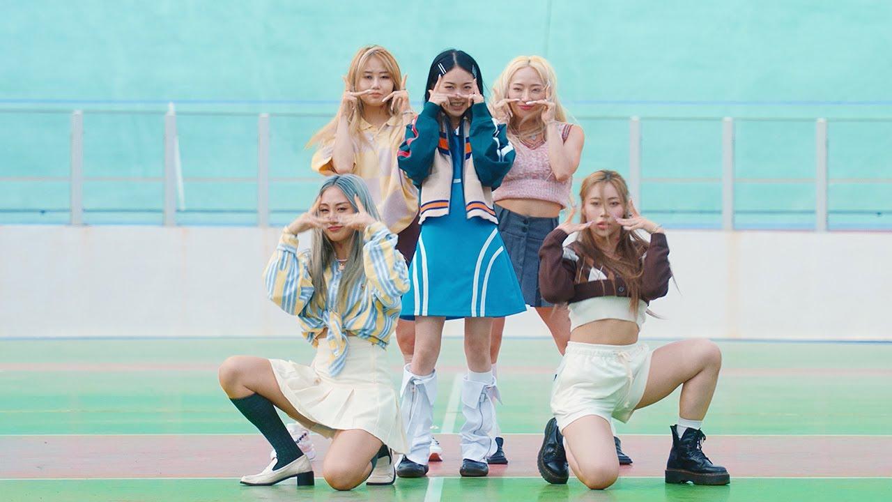 meenoi(미노이) - [살랑살랑] (Official M/V)