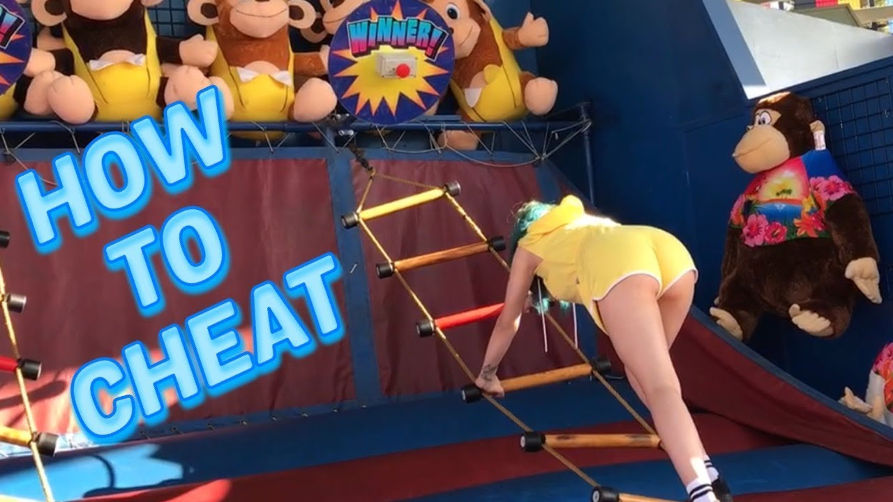 How To Cheat At The Carnival Ladder Game Nintendo Switch Giveaway Announcement Knott S