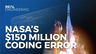 NASA's 150 Million Dollar Coding Error
