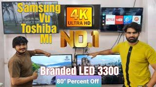 Branded LED TV Starting From 3…