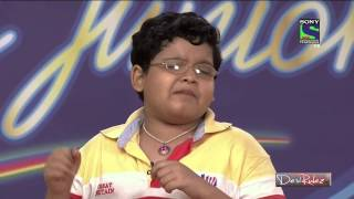 Indian Idol Junior  - June 8 , 2013