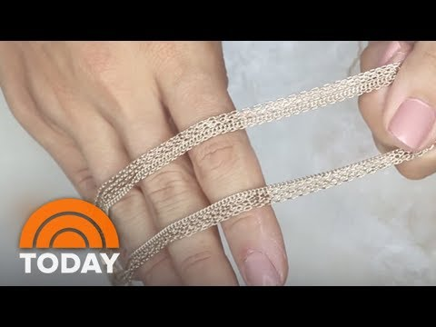 The 1 Thing You Need To Untangle A Necklace   TODAY