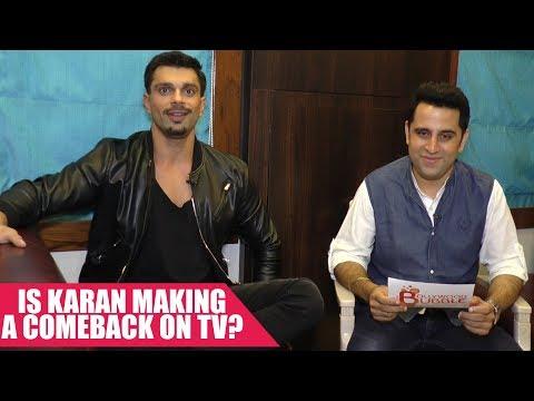 Short Talk  Is Karan Singh Grover Making A Comeback On TV?