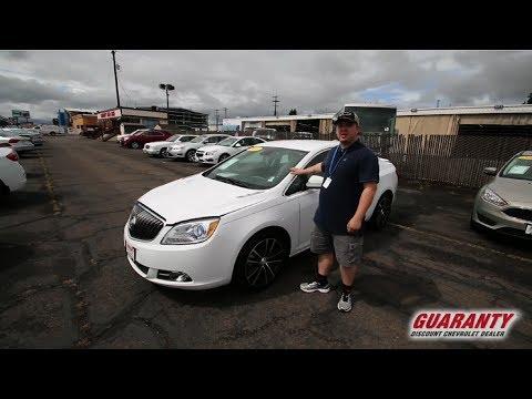 2017 Buick Verano Sport Touring Guarantycars Com Youtube