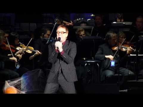 """""""Poor Jack"""" by Danny Elfman (Nightmare Before Christmas Live @ The Hollywood Bowl 10-28-2016)"""
