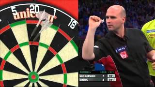 18 Perfect Darts and a NINE DARTER from Michael van Gerwen