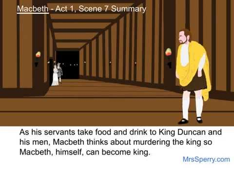 essay on macbeth act 1 scene 2 Act 3, scene 1 alone at macbeth's court next section act 4 summary and analysis previous section act 2 summary and analysis buy study guide essay.