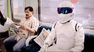 Highlights - The Stig, Hammond,May and Clarkson Cross-London Race - Top Gear