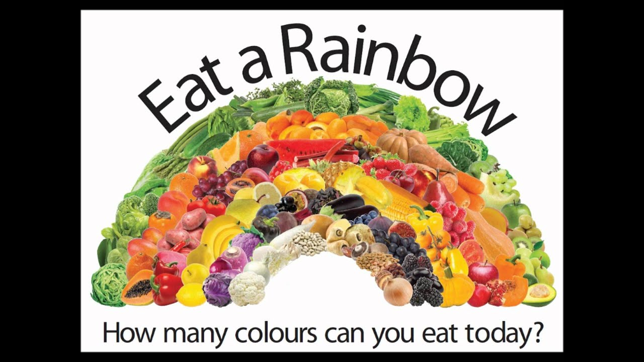 Eat A Rainbow Rap