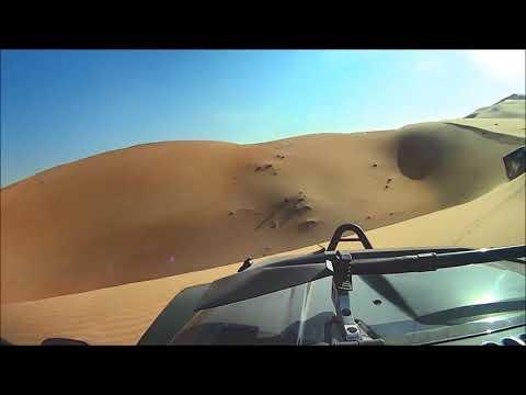Liwa Buggy Track 13 Oct 2017