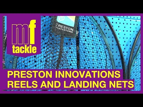 Preston Innovations Magnitude Reels and Landing Net Heads