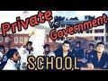 Private school and Government school   Stereotype   Kirukku Mates