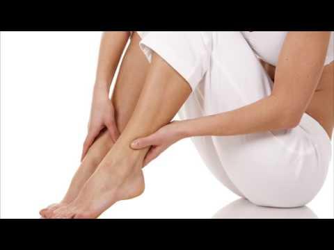 Перед месячными болят вены на ногах