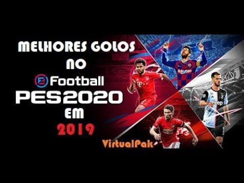 PES 2020 - Melhores Golos em 2019!! - YouTube