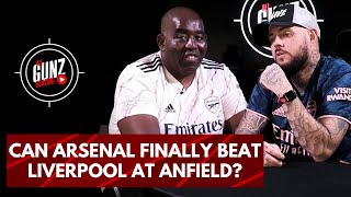 Can Arsenal Finally Beat Liverpool at Anfield? | All Gunz Blazing Podcast Feat DT