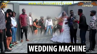 This machine must should be used in Every wedding (xploit comedy)