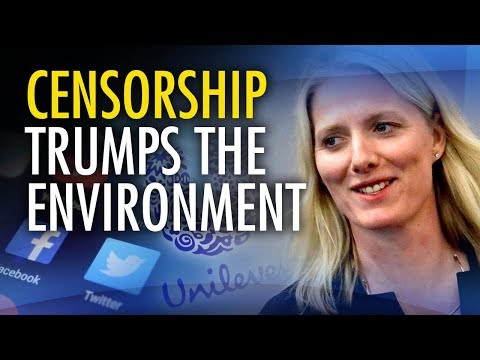 "Liberals ignore Unilever's ""environmental crimes"" to join fight against ""Fake News"""