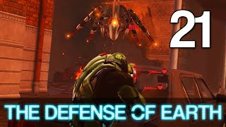 [21] The Defense of Earth (Let's Play XCOM Enemy Within PC w/ GaLm)