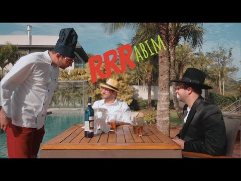 Micha Gamerman - RRRabim | מיכה גמרמן - רבים  (Official Music Video)