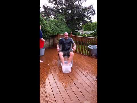 andy curtis ice bucket challenge
