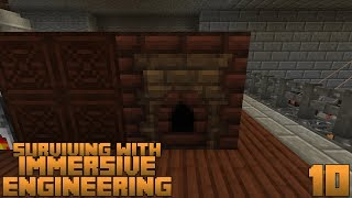 Surviving With Immersive Engineering 1.12 :: E10 - Alloy Kiln & Projector