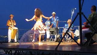 Cie Tropi'Karaïbe - promenade en fête à Cagnes-sur-mer