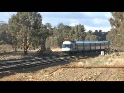 Repeat Countrylink XPT and Xplorer - NSW Countrylink