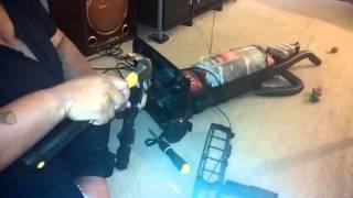 Bissell vacuum cleaner brush repair.
