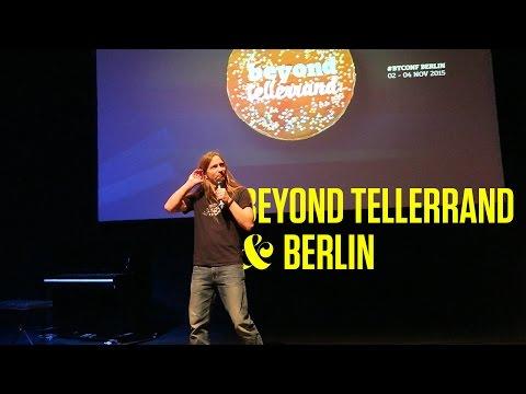beyond tellerrand & Berlin –Spiel und Zeug