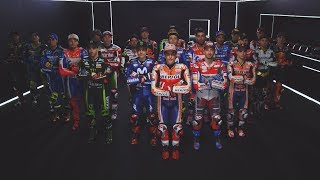 The rush, the speed, the will to win: This is MotoGP™ 2018