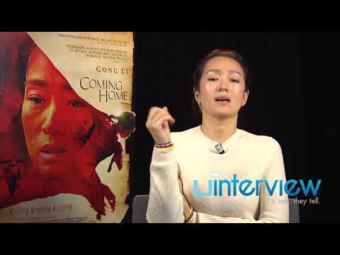 Gong-Li On 'Coming Home,' The Cultural Revolution In China