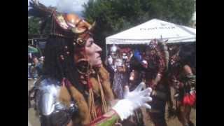 Convite 2012 aldea San Rafael Pacaya # 1 Coatepeque