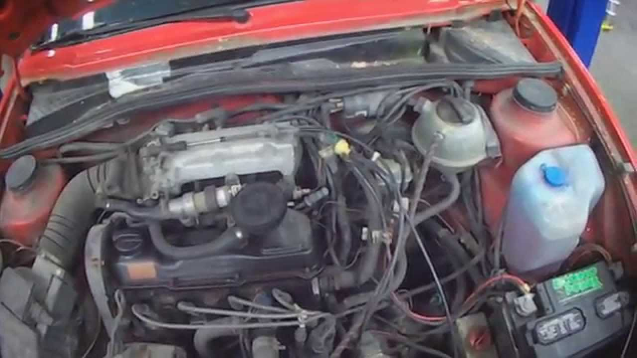 Vw A2 18l No Start Spark Hall Sensor Replacement Youtube 1982 Alfa Romeo Engine Compartment Diagram