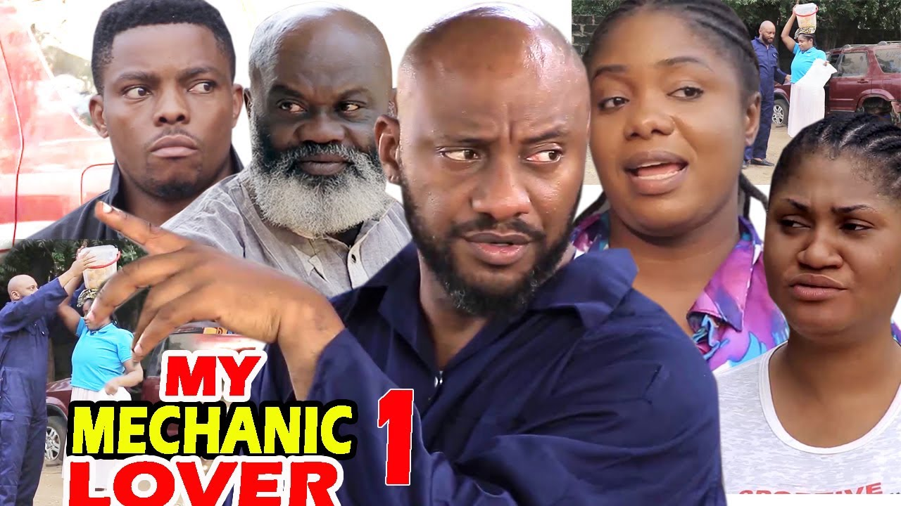 Download MY MECHANIC LOVER SEASON 1 - New Movie 2020 Latest Nigerian Nollywood Movie Full HD