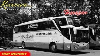 Harapan Jaya... yang tak sesuai dengan Harapan Saya... Trip Report Tangerang—Ngawi