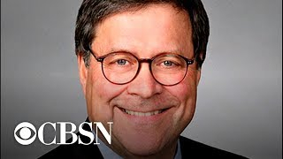 Attorney General nominee Bill Barr sent memo criticizing Mueller Investigation
