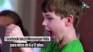 Facebook lanza Messenger Kids… en EU