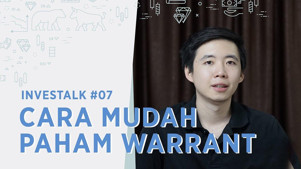 Download PENJELASAN SIMPLE WARRANT - BOCORAN CUAN DI WARRANT