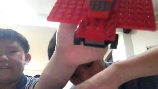 Jaden vs Bryan - LEGO!!!!!!!!!!