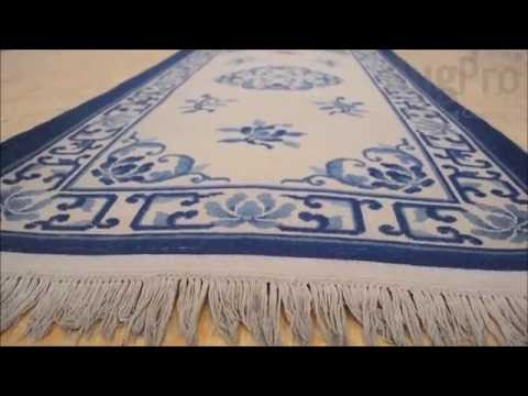 Watch Our Rug Cleaning Process | RugPro Oriental Rug Cleaning Jacksonville FL
