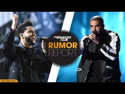 The Weeknd May Have Taken Subliminal Shots At Drake On New Track Mp3