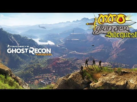 MMO Grinder Sidequest: Ghost Recon Wildlands (Open Beta Impressions)