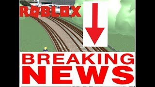 TFL NEWS Missing track on the northen line [Roblox track reveal]