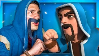 WIZARD CHALLENGE - CLASH ROYALE