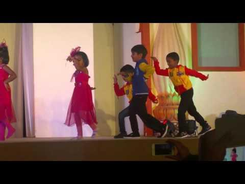 Aaqib Merchant Dancing At Global Village