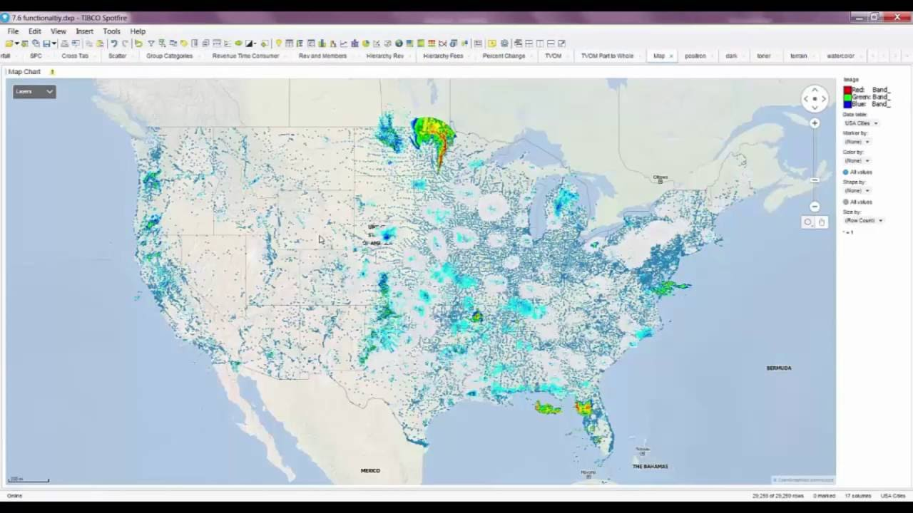 Tibco Spotfire Whats New In Spotfire 75 76 Data Analytics